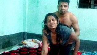 देसी कपल ने लंड चूसने के बाद चुदाई की